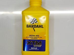 ΛΑΔΙ BARDAHL XTM 20W-50 4T X1L