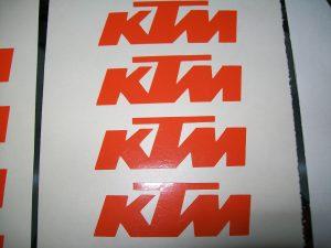 ΑΥΤΟΚΟΛΛΗΤΑ KTM